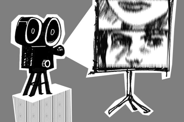Ecran De Projection Motorisé