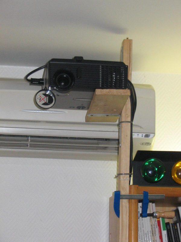 Support Mural Video Projecteur